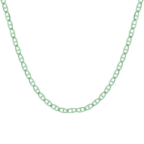 Mint Boss Face Covering Chain