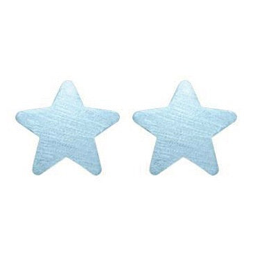 Ice Lana Star Studs