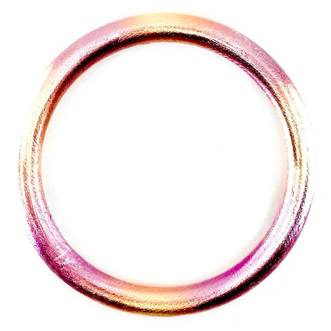 Burnished Pink Everybody's Favorite Bangle