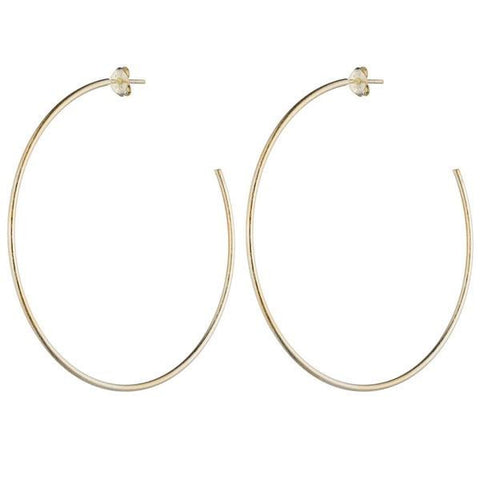 Jillian Hoop Earrings