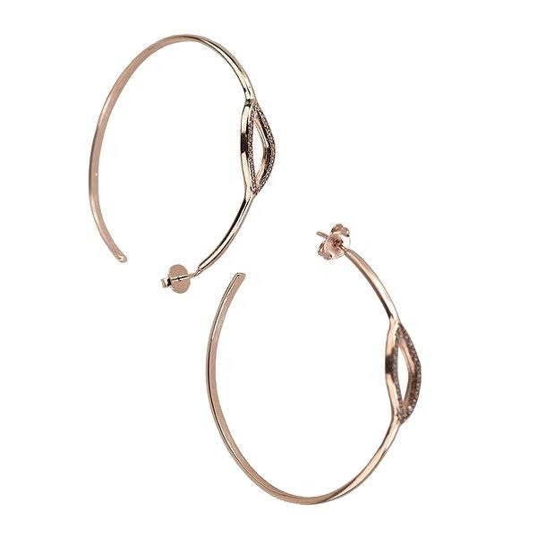 Marianne Hoop Earrings