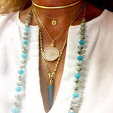 Sienna Spike Necklace