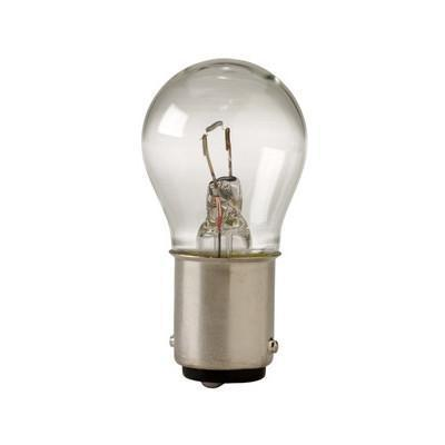 S8 Miniature Incandescent Bulb - BA15d Double Contact Bayonet Base - 12.8V - 20W - EIKO