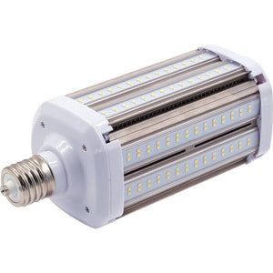 LED HID AREA Light Replacement 110W 14,300LM 3000K 80CRI EX39 univ burn 120-277V