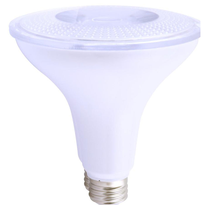 PAR38 Flood 40 Degree 15W - 1250lm Dimmable 2700K 80+CRI 120VAC E26 Wet Location LitespanLED