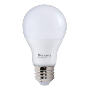 A19 LED Light Bulb - E26 Medium Base - Bulbrite - 9W