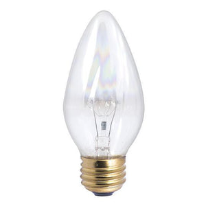 F15 Lantern Fiesta Bulb Incandescent Bulb - E26 Medium Base - 25W, 40W - Bulbrite
