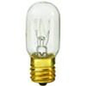 T8 Exit Sign Appliance Incandescent Bulb - E17 Intermediate Base - 25W - Bulbrite