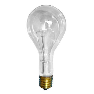 PS25 Incandescent Bulb - E26 Medium Base - 300W - SATCO