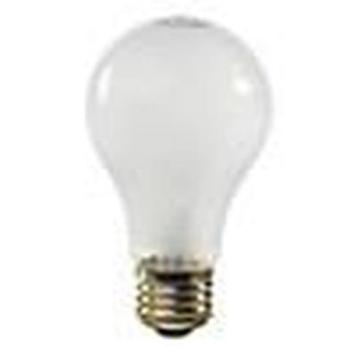 A19 3-Way Incandescent Bulb - E26 Medium Base - 30W, 70W, 100W - Bulbrite