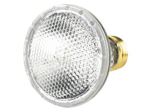 PAR20 40° Flood Halogen Bulb - E26 Medium Base - 38W - Plusrite