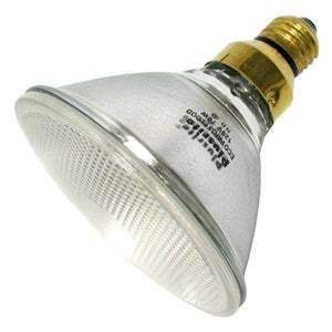PAR38 Halogen Flood 30° Angle Halogen Bulb - E26 Medium Base - 45W, 60W, 75W, 90W - Plusrite