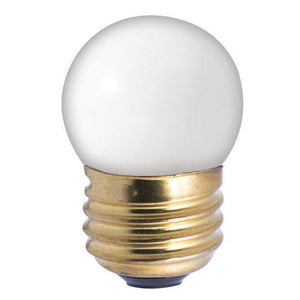 S11 Ping Pong Indicator Incandescent Bulb - E26 Medium Base - 7.5W - Bulbrite