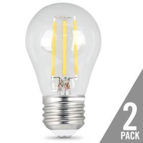 A15 Appliance LED Bulb - E26 Medium Base - 4.5W - FEIT
