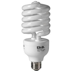 Spiral Twist Compact Fluorescent Bulb - E26 Medium Base - 40W - EIKO