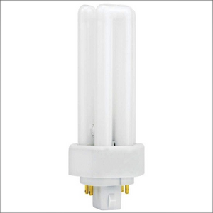 T4 Triple Tube for Electronic or Dimming Ballasts - GX24q-4 Four Pin Base - 42W - Sylvania