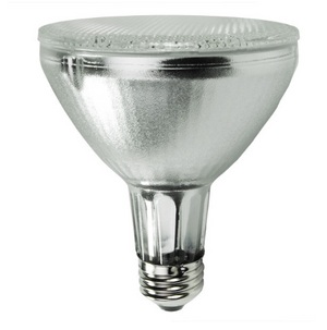 PAR30 Pulse Start Universal Burn Protected Arc Tube Metal Halide Flood Halogen Bulb - E26 Medium Base - 39W - Sylvania