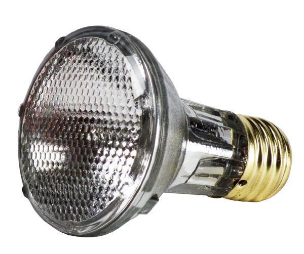 PAR20 Flood 25° Ceramic Metal Halide Bulb - E26 Medium Base - 39W - GE