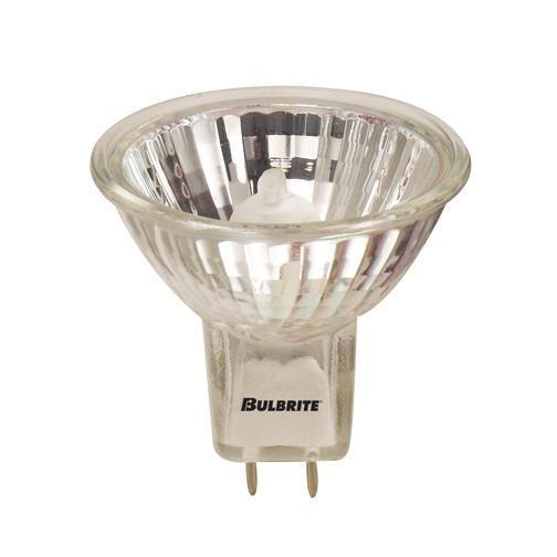 MR16 Halogen 36° Flood Halogen Bulb - G8 Base - 50W - Bulbrite