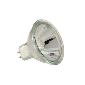 MR16 Narrow Flood 24° Halogen Bulb - GU5.3 Bi-Pin Base - 50W - EIKO