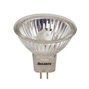 MR16 24V 36° ¼ Flood Halogen Bulb - GU5.3 Base - 35W, 50W - Bulbrite