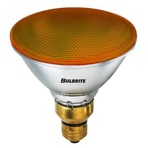 PAR38 Halogen Color Bulb - E26 Medium Base - 90W - Bulbrite