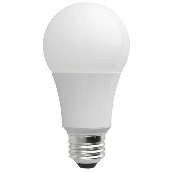 A19 General Purpose LED Bulb - E26 Medium Base - 9.5W - TCP