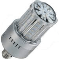 Corn Cob Long LED Bulb - E26 Medium Base - 24W - LED LLC