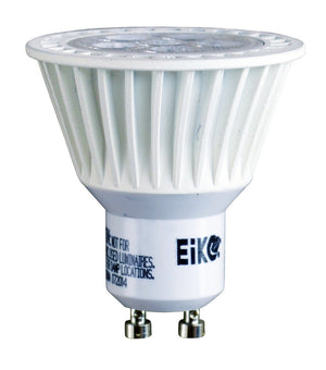 MR16 Flood Narrow LED Bulb - GU10 Base - 7W - EIKO
