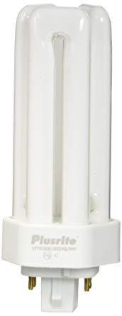 T4 Triple Tube Eco Compact Fluorescent Bulb - GX24D-2 Four Pin Base - 18W, 26W, 32W, 42W - EIKO