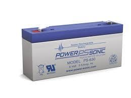 Multi-Purpose Battery 6V 3AH - Powersonic