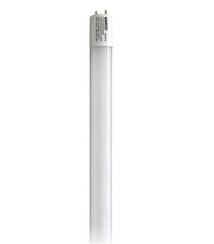 T8 4' Linear Direct Wire LED Bulb - G13 Bi-Pin Base - 14W - SATCO