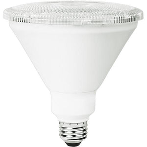 PAR38 Dimmable Flood Compact Fluorescent Equivalent Lamp - E26 Medium Base - 17W - TCP