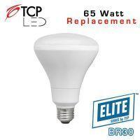 BR30 LED Bulb - E26 Medium Base - 10W - TCP