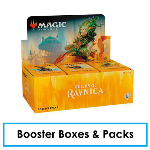 Booster Boxes & Packs