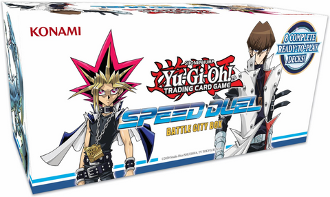 Yu-Gi-Oh! - Speed Duel Battle City Box