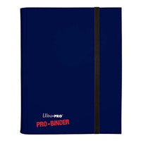 Ultra Pro - 9 Pocket Pro Binder - Dark Blue