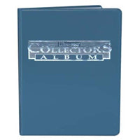 Ultra Pro - 9 Pocket Portfolio A4 - Blue