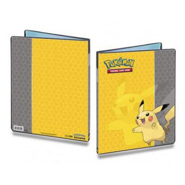 Ultra Pro - 9 Pocket Portfolio - Pokemon Pikachu