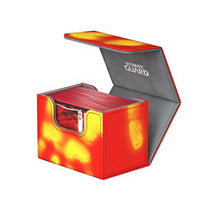 Ultimate Guard - SideWinder Deck Case Chromiaskin - 80+ - Red