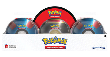 Pokemon - Poke Ball 2019 Tin