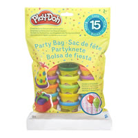 Play-Doh - 15 1 Ounce  Tub Party Bag