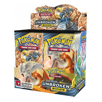 Pokemon - Sun & Moon 10: Unbroken Bonds - Booster Box