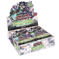 Yu-Gi-Oh! - Battles Of Legend Heros Revenge Booster Box