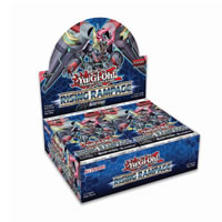 Yu-Gi-Oh! - Rising Rampage Booster Case (12 Boxes)