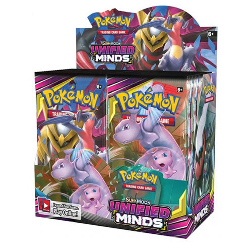 Pokemon - Sun & Moon 11: Unified Minds - Booster Box