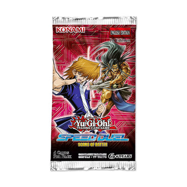 Yu-Gi-Oh! Speed Duel - Scars of Battle Booster Pack