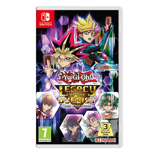 Yu-Gi-Oh! - Legacy Of The Duelist Nintendo Switch Game