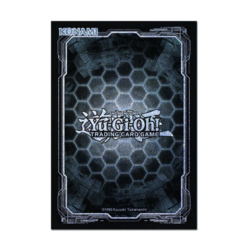 Yu-Gi-Oh! - Dark Hex Card Sleeves (50 Pack)