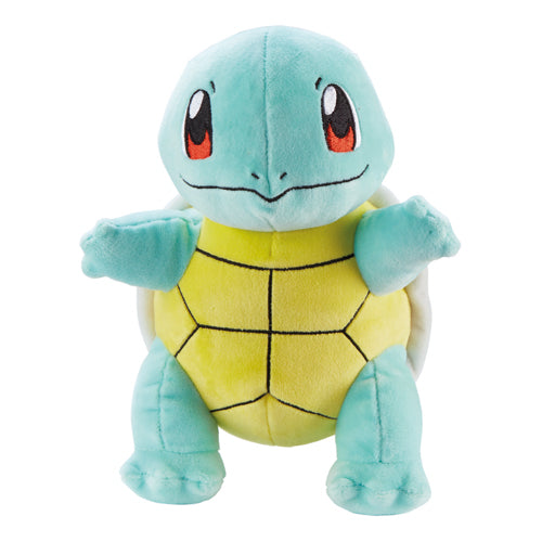 Pokemon- Squirtle- 8 Inch Plush